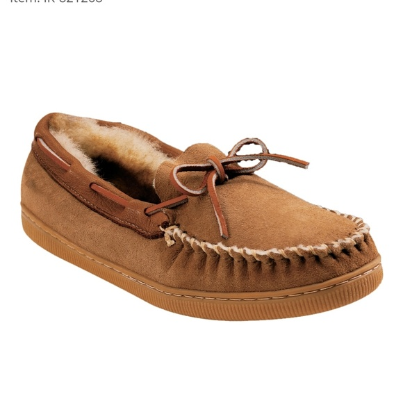 Cabelas Womens Shearling Slippers